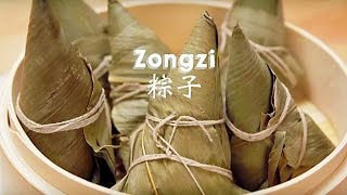 How To Make Red Date Zongzi & Happy Dragon Boat Festival! CiCi Li - Asian Home Cooking Recipes