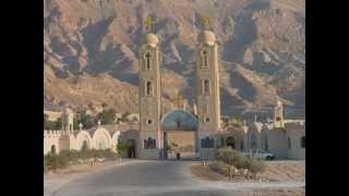 Monastery of Saint Anthony-Egypt-دير الأنبا أنطونيوس-Bekhit Fahim