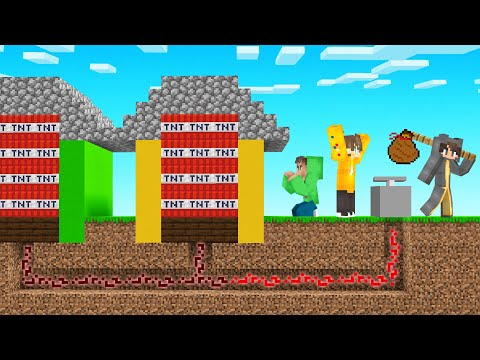 I DESTROYED BEETOWN And LEFT… (Minecraft)