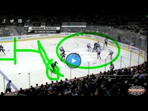 Blackhawks scoring 'dirty goals' by getting point shots through traffic