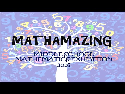 MATHAMAZING - GEMS Our Own Indian School Mathematics Exhibition