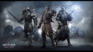 Ведьмак 3 битва в Каэр Морхене