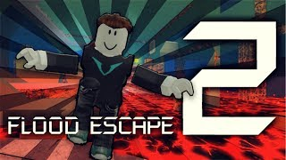 THE GAME ESCAPE THE WORST OF THE WORLD [FLOOD ESCAPE 2] [ROBLOX]