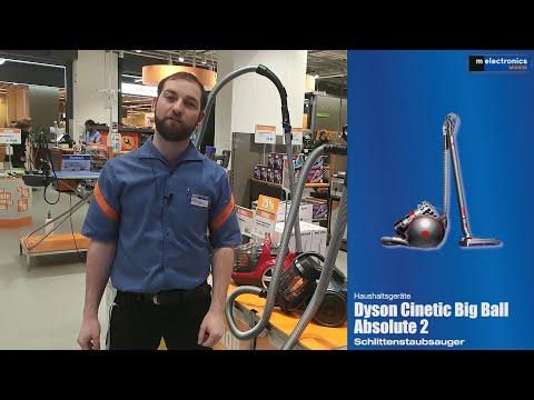 """melectronics: """"Technik einfach erklärt"""" – Dyson Cinetic Big Ball Absolute 2"""