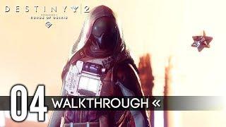 Destiny 2: Curse of Osiris | Gameplay Walkthrough | PART 4 - Hijacked / A Garden World
