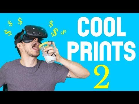 Cool Prints // 3 Ways 3D Printing Saved Me Money This Week