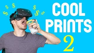 Cool Prints // 3 Ways 3D Printing Saved Me Money This Week