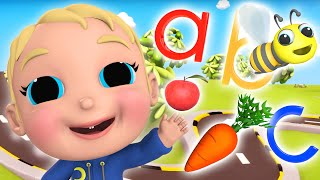 NEW ABC Song + MORE Nursery Rhymes and Kids Songs | Clap Clap Baby
