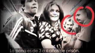 Repeat youtube video Acoso sexual y Robo en el Metro del DF