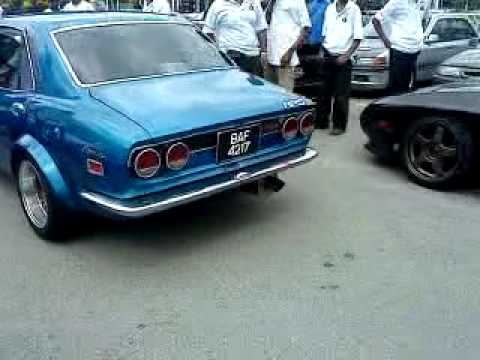 Mazda Rx2 Bridgeport 13b Youtube