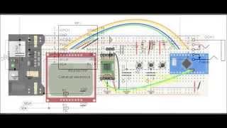 Repeat youtube video Простой FM стерео радио с модулем TEA5767 на  Arduino