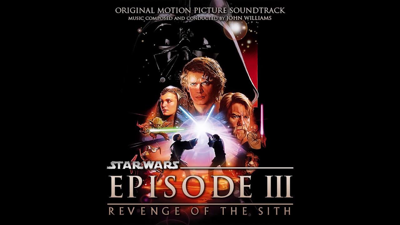 Anakan Vs Obi Wan Duel Of The Fates Youtube