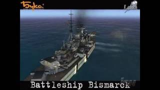 Pacific Storm: Allies PC Games Trailer - Battleship
