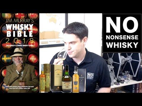 Jim Murray's Whisky Bible 2018 Top 3 | Plus Glen Grant 18 Review