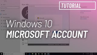 Windows 10 tutorial: Link local account to a Microsoft account