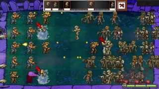 Metal Slug - Soldados vs Zombies Test Beta GamePlay Para Android