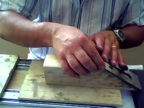 Cepillo carpintero afilador hand plane chile youtube - Cepillo de carpintero ...