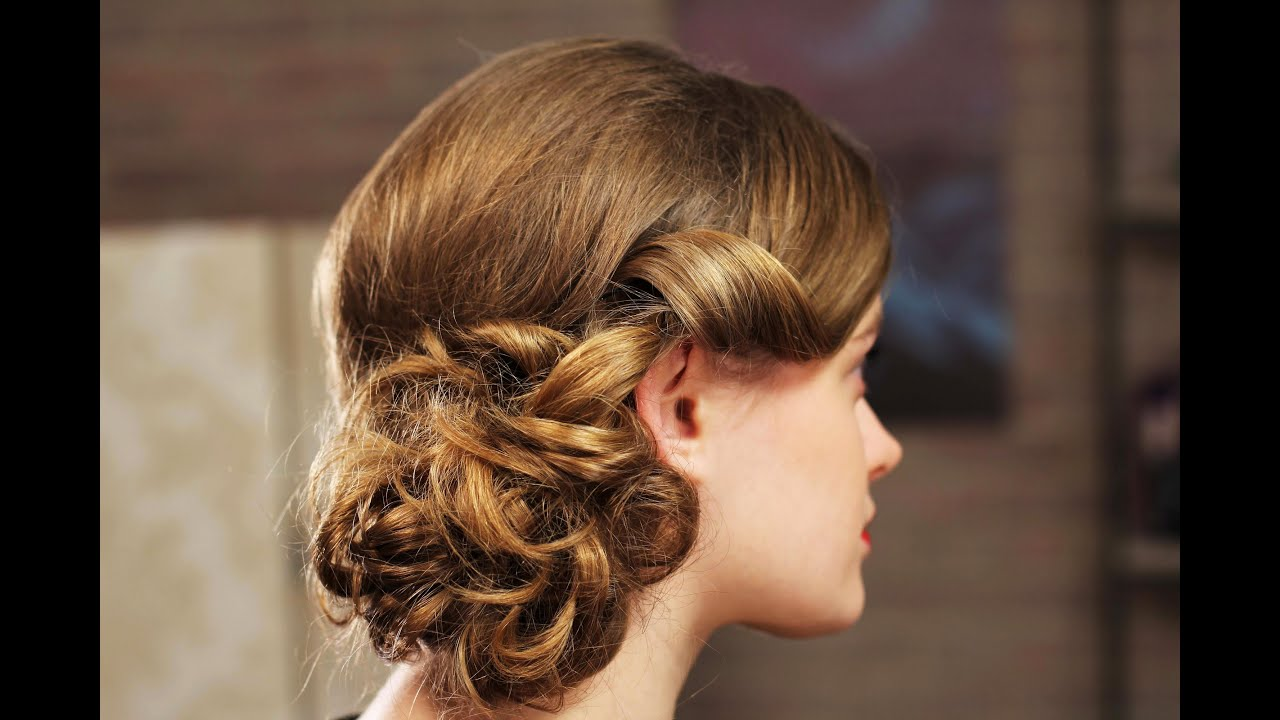 How To Get The Taylor Swift Updo Look By Hollie Kiernan Hair With