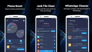 How to Use Fast Cleaner - Speed Booster & Cleaner for Android 2021 screenshot 4