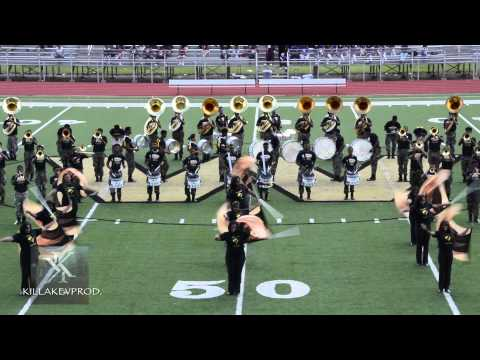 Whitehaven High School Marching Band - Field Show - 2015