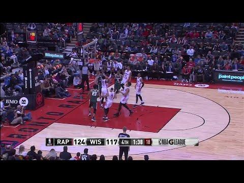 Brandon Jennings (29 points) Highlights vs. Raptors 905