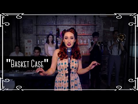 """""""Basket Case"""" (Green Day) 1950s Cover By Robyn Adele Anderson"""