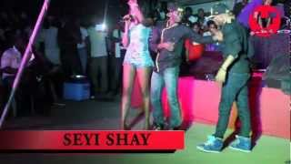 Seyi Shay (loving loving your way) Performing at Beat FM NYSC Concert