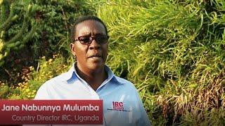 Working for change in Uganda