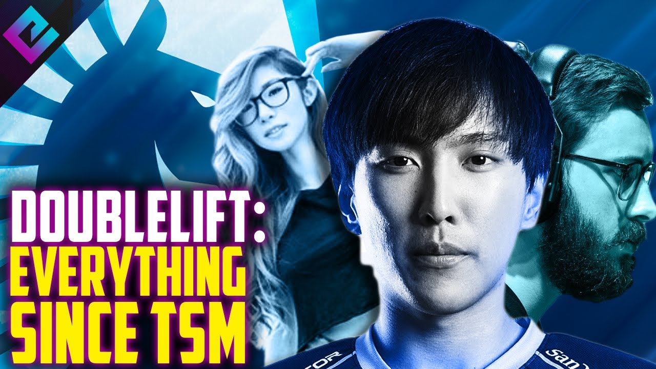 Doublelift Leaves Tsm