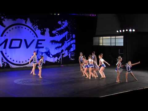"""""""Ship"""" Pacific Coast Academy of Dance 2015 1st overall petite large team"""