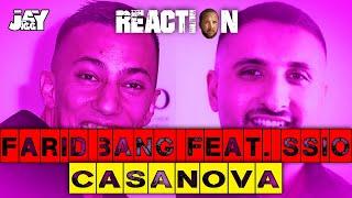 FARID BANG feat. SSIO - Casanova I REACTION/ONE.TAKE.ANALYSE