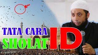 Download Video Beginilah !! .. Tata Cara Sholat Id - Ustadz Khalid Basalamah MP3 3GP MP4