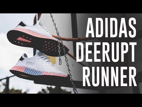 ADIDAS DEERUPT RUNNER   SHOE REVIEW   COP OR DROP?
