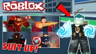 *OMG* WIE SUPERPOWERS IN ROBLOX?! (Injustice Online Adventure Release) [ItsBear]