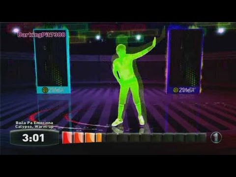 How to Play Zumba Fitness | Kinect for Xbox