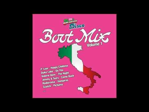 ZYX Italo Disco Boot Mix Vol. 1