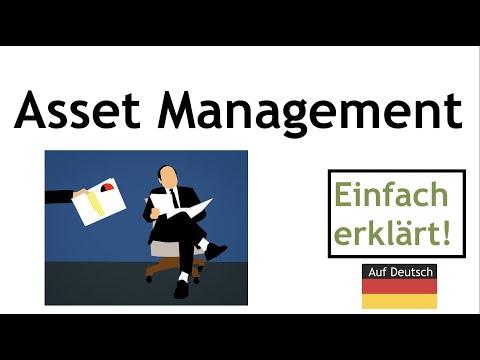 Asset Management erklärt