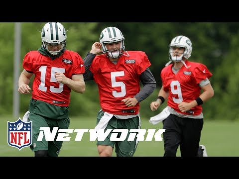 2017 Training Camp QB Competitions to Watch | Total Access | NFL Network