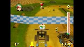 Course de catapultes [sic] - Asterix Maxi-Delirium - PC - 2001