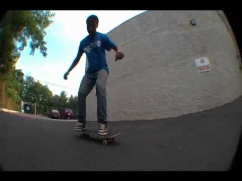 10 tricks with Victor Vasquez