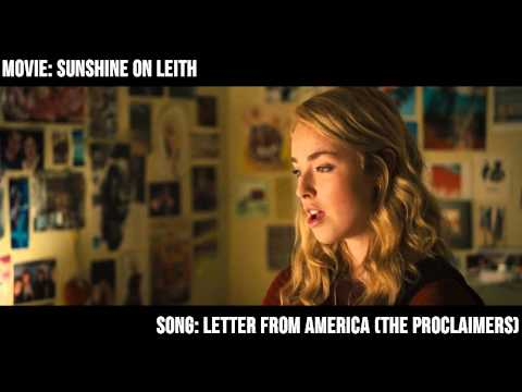 Letter from America (Sunshine on Leith)