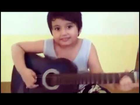 Anak kecil nyanyi lagu firman