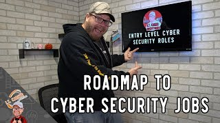 The Best Guide to Entry Level Cyber Security Jobs - The Roadmap to InfoSec
