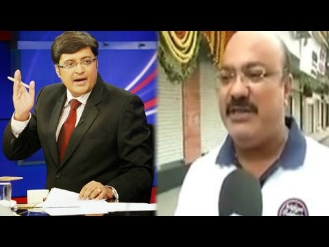 The Newshour Debate: Black Money Holder - Full Debate (27th Oct 2014)