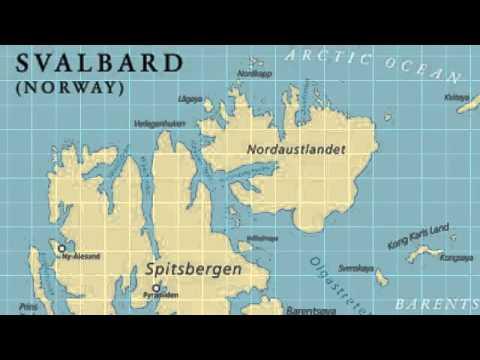 Teaser voyage du CDJ Gers au Svalbard