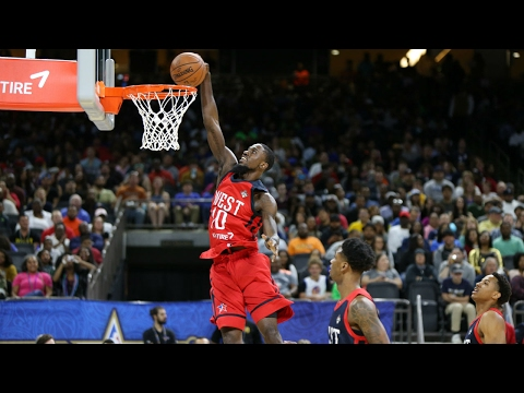 Best Dunks of the 2017 NBA D-League All-Star Game