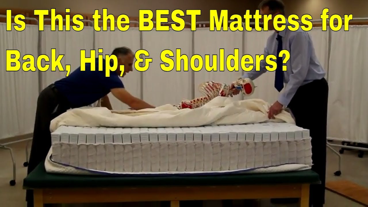 buy popular 72b18 74302 Is This The BEST Mattress for Back, Hip, & Shoulder Pain? It Just Might Be.