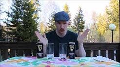 ARVIO: Guinness 4.2% VS 3.5% (Ruotsi)