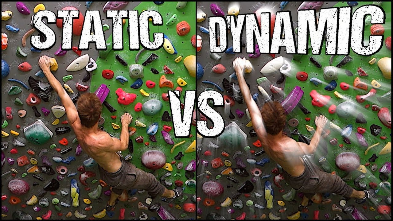 Rock Climbing Technique For Beginners: Static VS Dynamic Styles