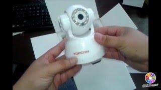 Como instalar e configurar câmera IP sem fio